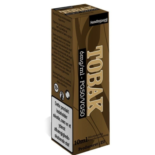 sundbygaard tobak