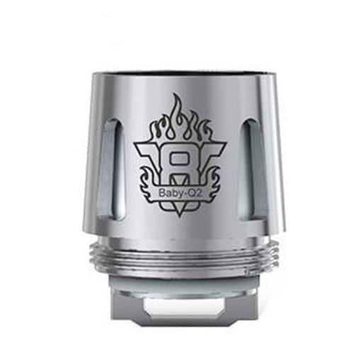 Smok brænder V8 baby q2 dual core