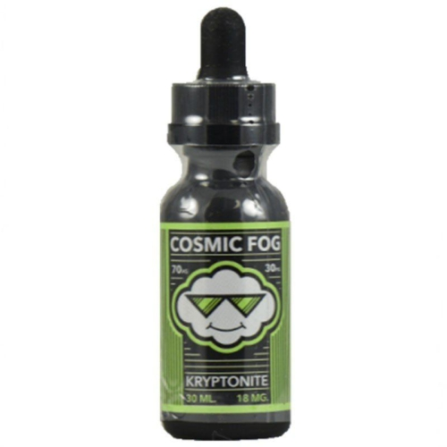 Cosmic Fog E-Liquid - Kryptonite