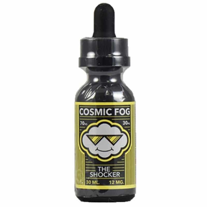 Cosmic Fog E-Liquid - The Shocker