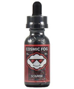 Cosmic Fog E-Liquid - Sonrise