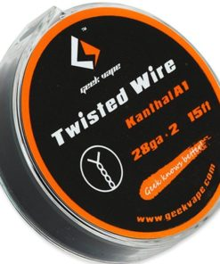 GeekVape Twisted wire - Kanthal A1 28GA x2