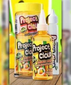 Project Cloud E-Liquid - Double Mango (Yellow)