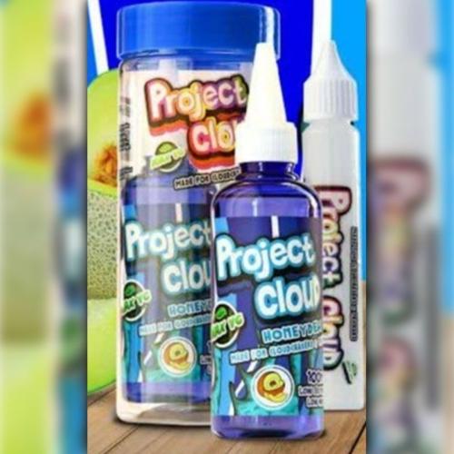 Project Cloud E-Liquid - honeydew