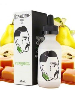 Teardrip Juice Co E-Liquid - pearamel