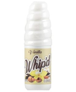 WHIP'D E-Liquid - vanilla