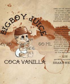 Big Boy Juice - Coca Vanilla