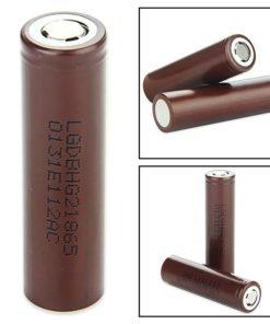 LG H2 18650 batteri