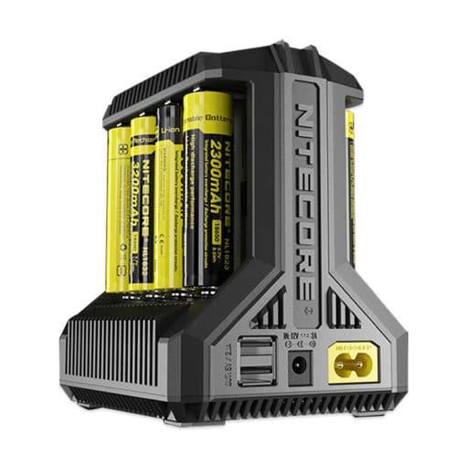 Nitecore i8 batterilader