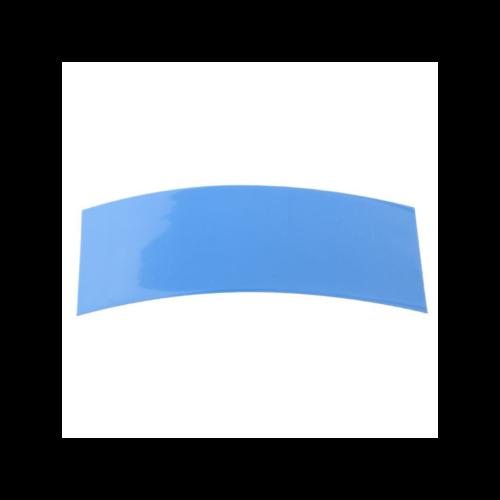 Batteri wrap blå 18650