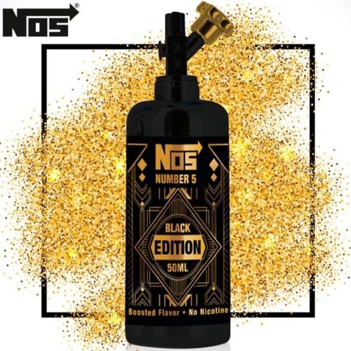 NOS - Black edition