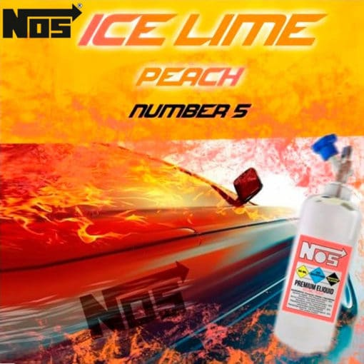 NOS - Peach number 5