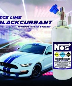 ice lime blackcurrant - NOS