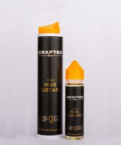 crated hive custard