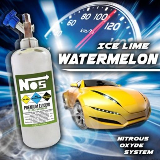 Nos Ice lime watermelon