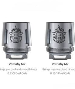 SMOK V8 Baby m2 coils til alien