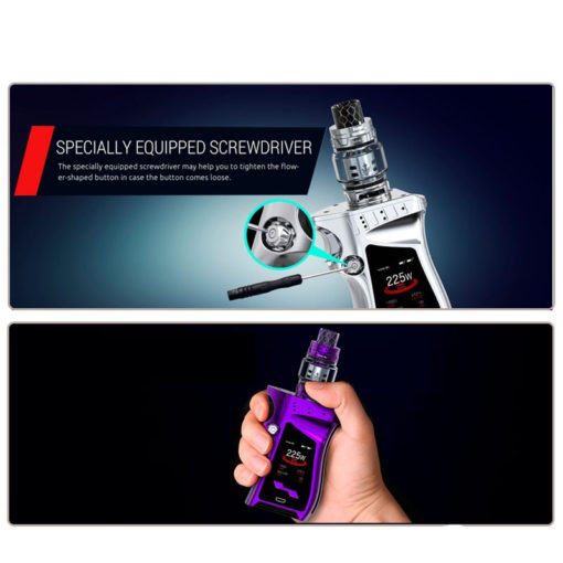 SMOK MAG features