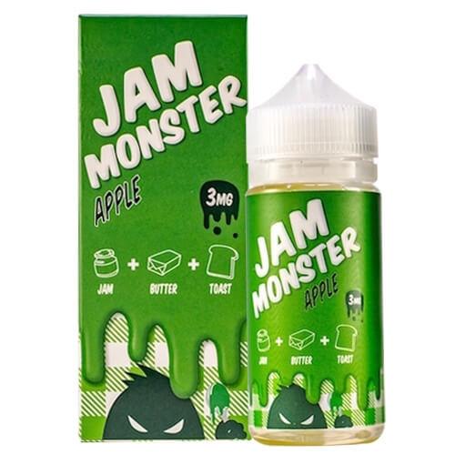 jam monster - apple